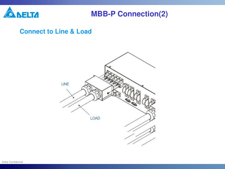 MBB-P Connection(2)