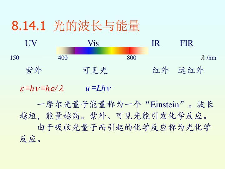 UV                       Vis                        IR         FIR