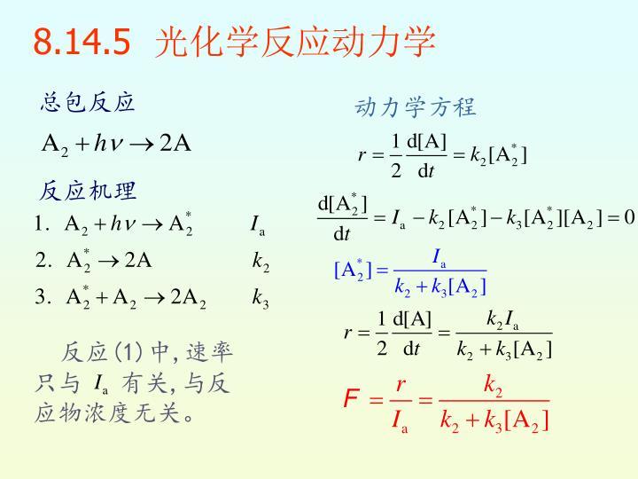 动力学方程