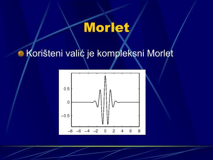Morlet