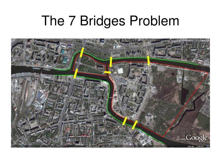 The 7 Bridges Problem