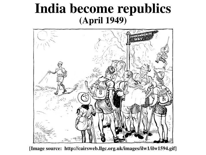 India become republics