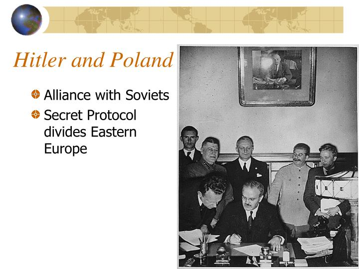 Alliance with Soviets