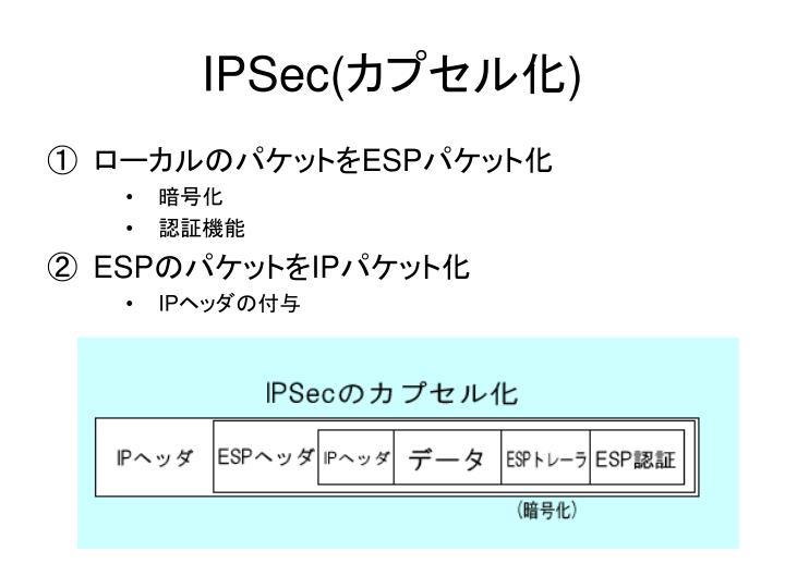 IPSec(