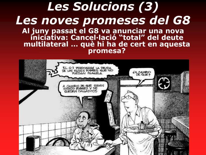 Les Solucions (3)