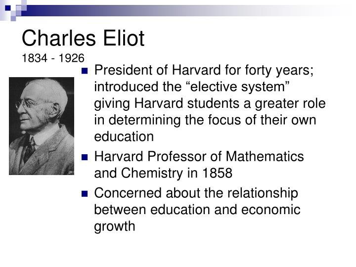 Charles Eliot
