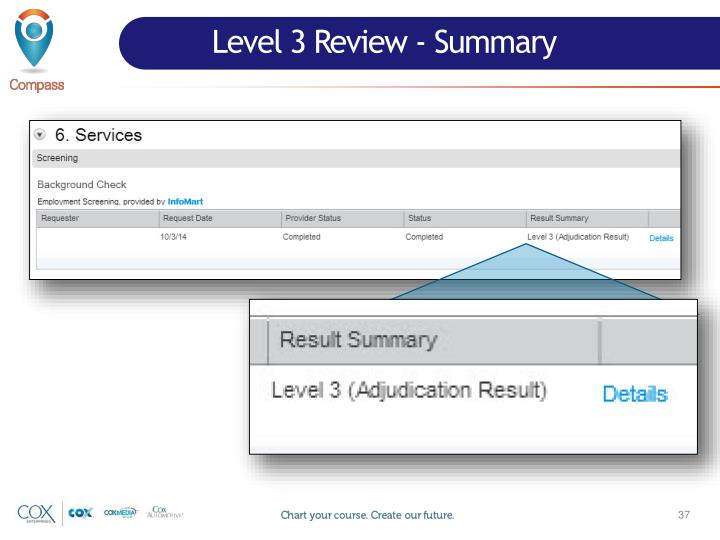 Level 3 Review - Summary
