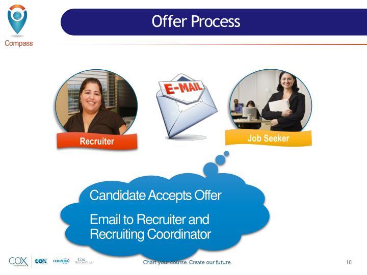 Offer Process