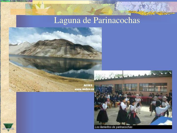 Laguna de Parinacochas
