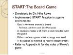 istart the board game