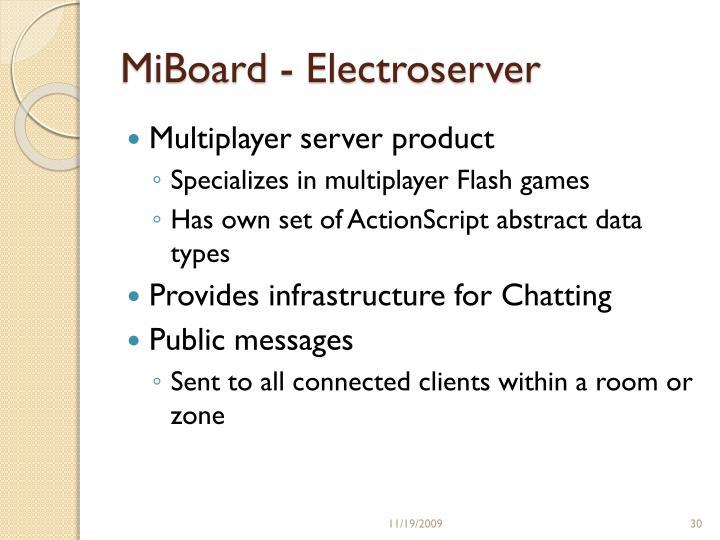 MiBoard