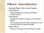 miboard externalinterface2