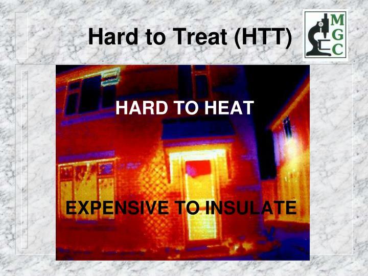 Hard to Treat (HTT)