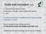 solid wall insulation cont