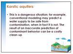 karstic aquifers1