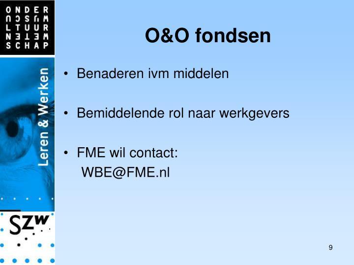 O&O fondsen