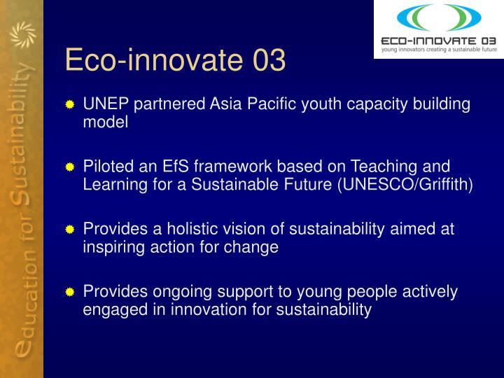 Eco-innovate 03