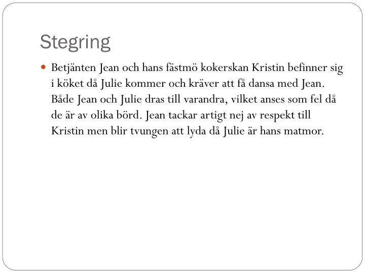 Stegring