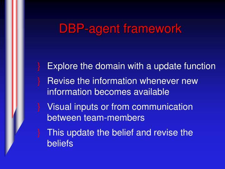 DBP-agent framework