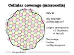 cellular coverage microcells