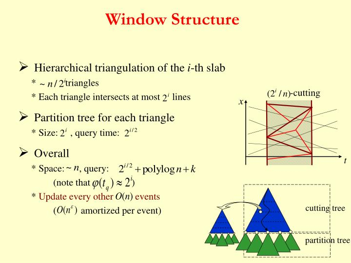 Window Structure