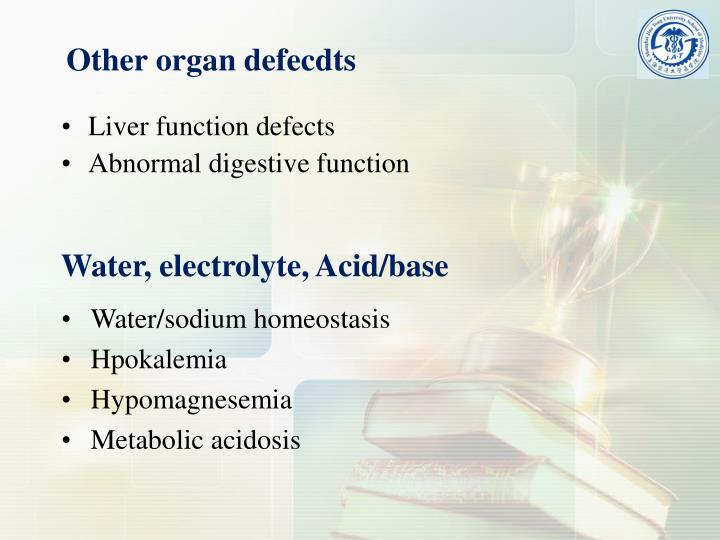 Other organ