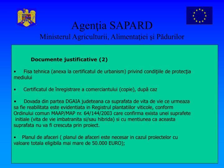 Agenţia SAPARD