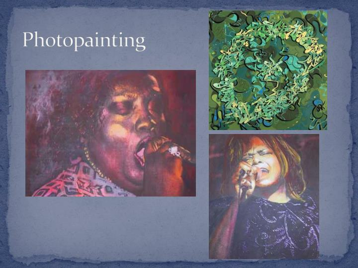 Photopainting