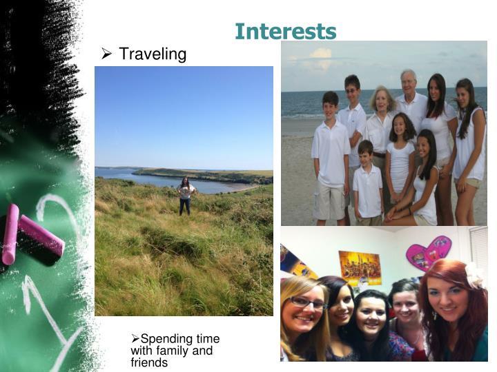 Interests