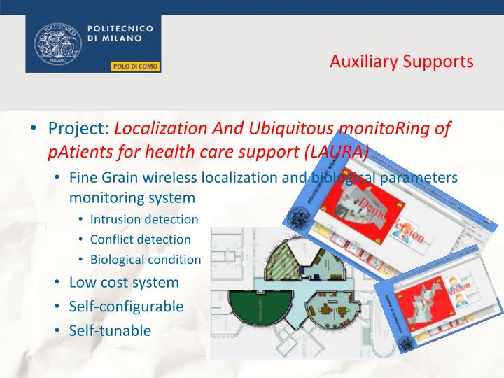 Auxiliary Supports