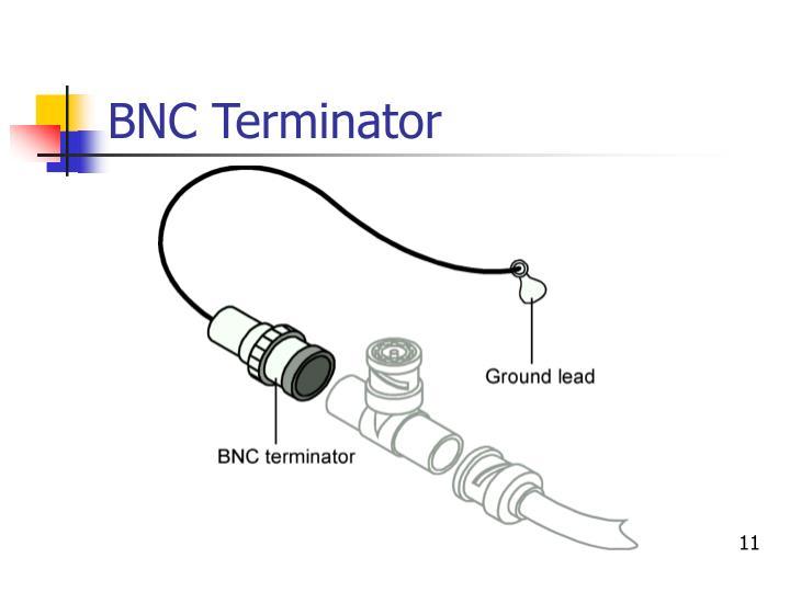 BNC Terminator
