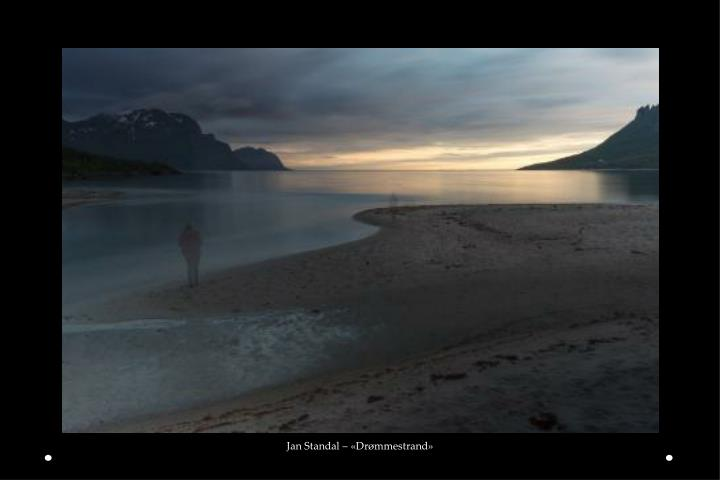 Jan Standal – «Drømmestrand»