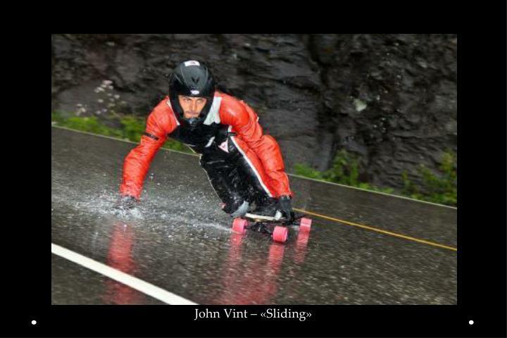 John Vint – «Sliding»