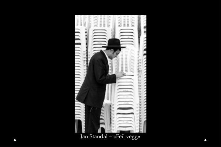 Jan Standal – «Feil vegg»