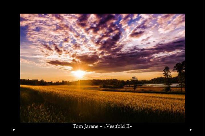 Tom Jarane – «Vestfold II»