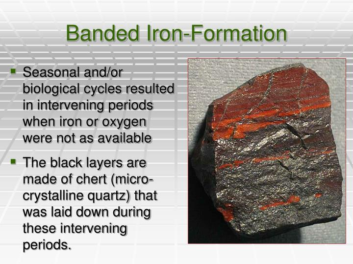 Banded Iron-Formation