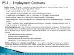 p5 1 employment contracts1