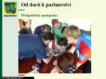 od dar k partnerstv3