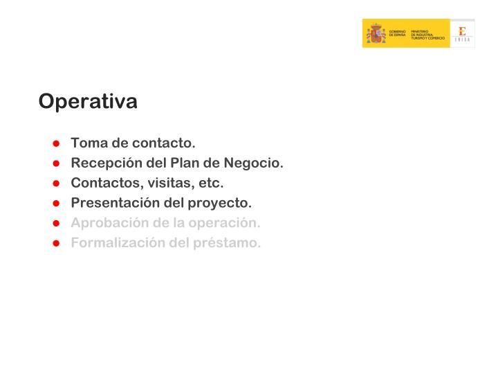 Operativa