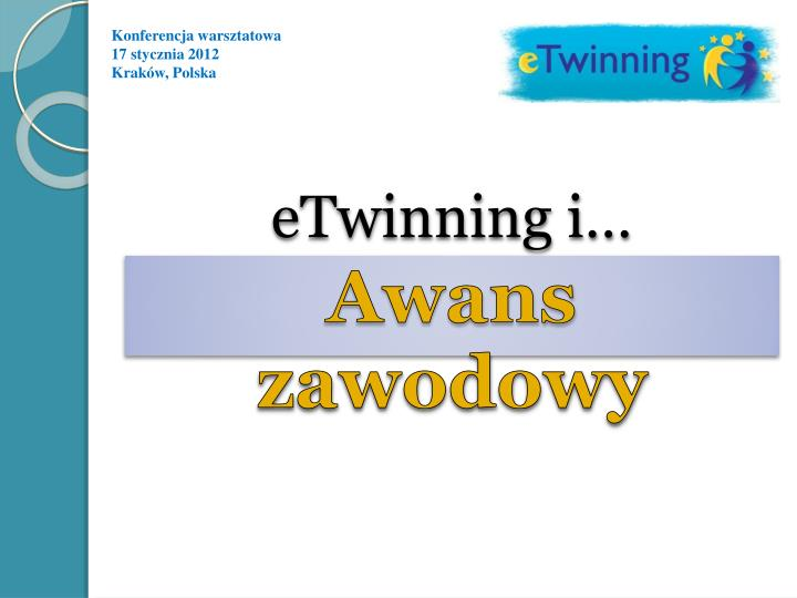 eTwinning i…