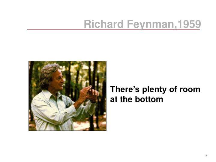 Richard Feynman,1959