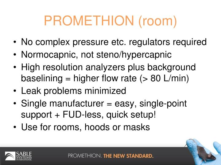 PROMETHION (room)