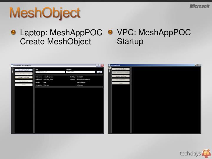 MeshObject