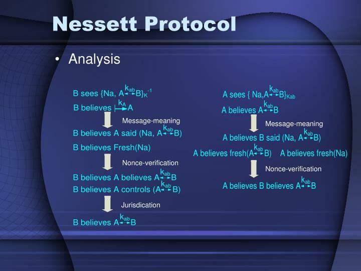 Nessett Protocol