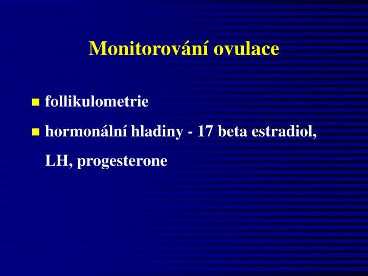 Monitorování ovulace