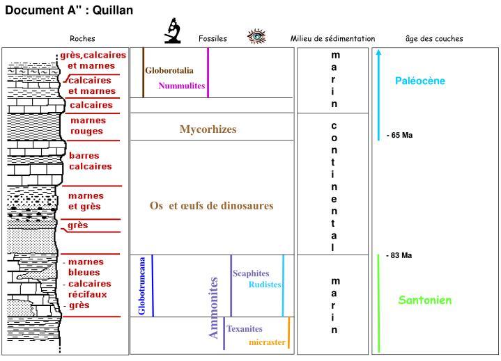 Document A'' : Quillan