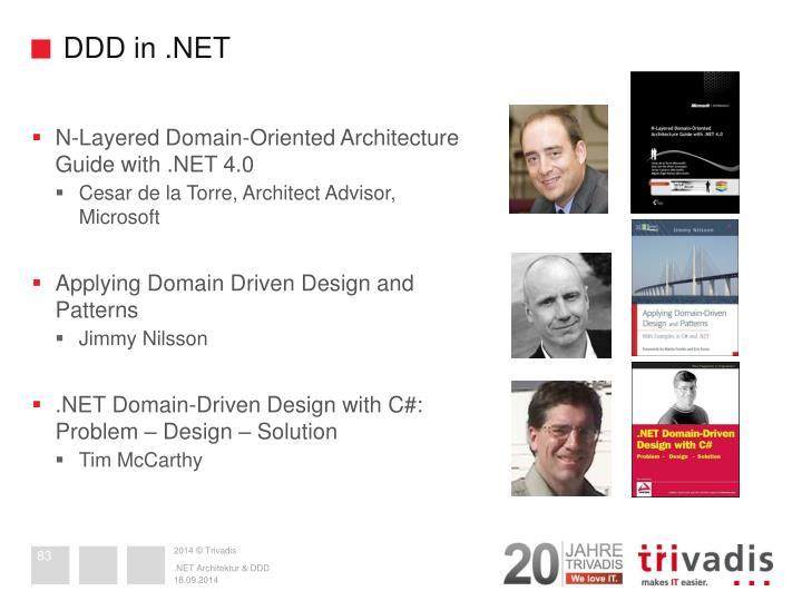 DDD in .NET