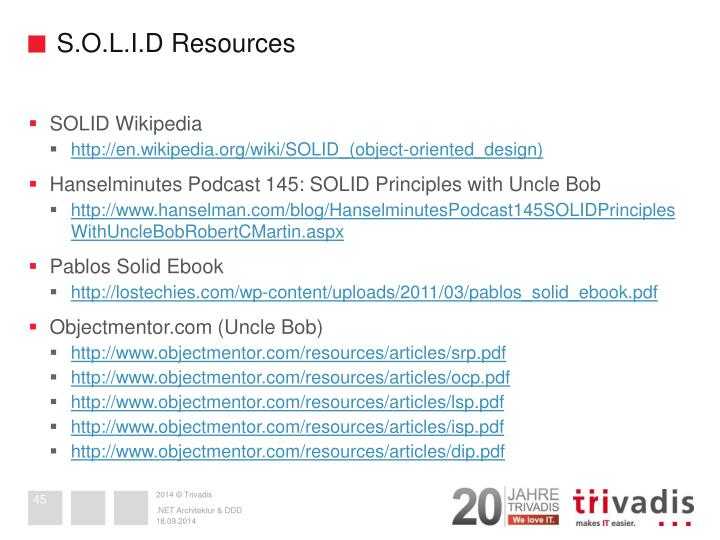 S.O.L.I.D Resources