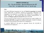 droit syndical ds fin du mandat renouvellement des rp cass soc 22 septembre 2010 n 09 60 435