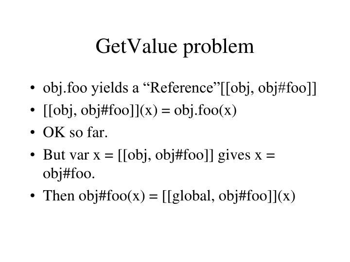 GetValue problem